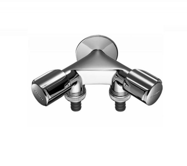 AC double valve Schell Comfort