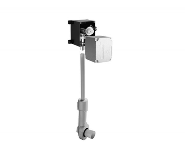 Concealed WC flush valve Schell Compact II