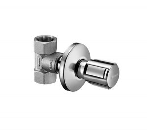 Concealed valve Schell DN 20