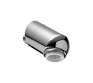 Low-aerosol shower head Schell