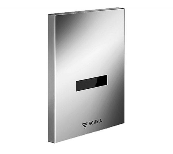 Urinal control Schell Edition E - Chrome