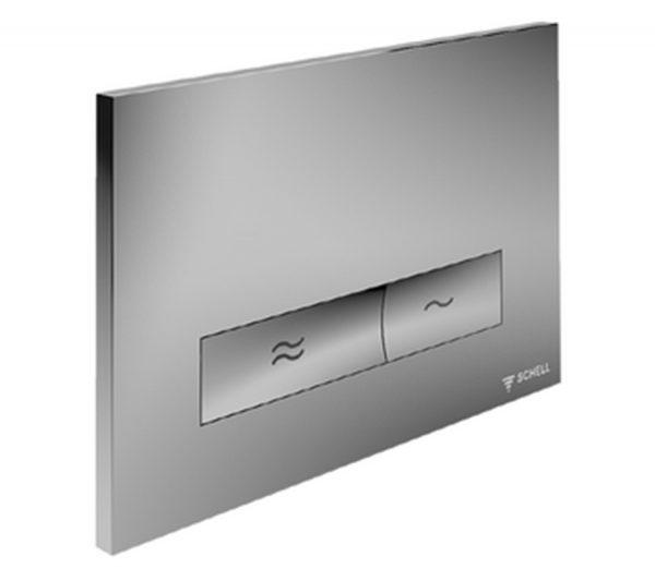 WC operating panel Schell Montus Konkav