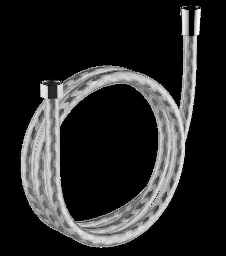 "Visokotlačna cev, plastificirana  3/8""-1/2"" – dolžine 100 cm"